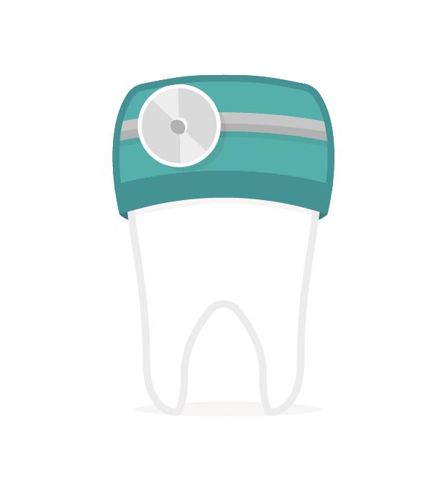 KiDDY CAPS bei Zahnärzten