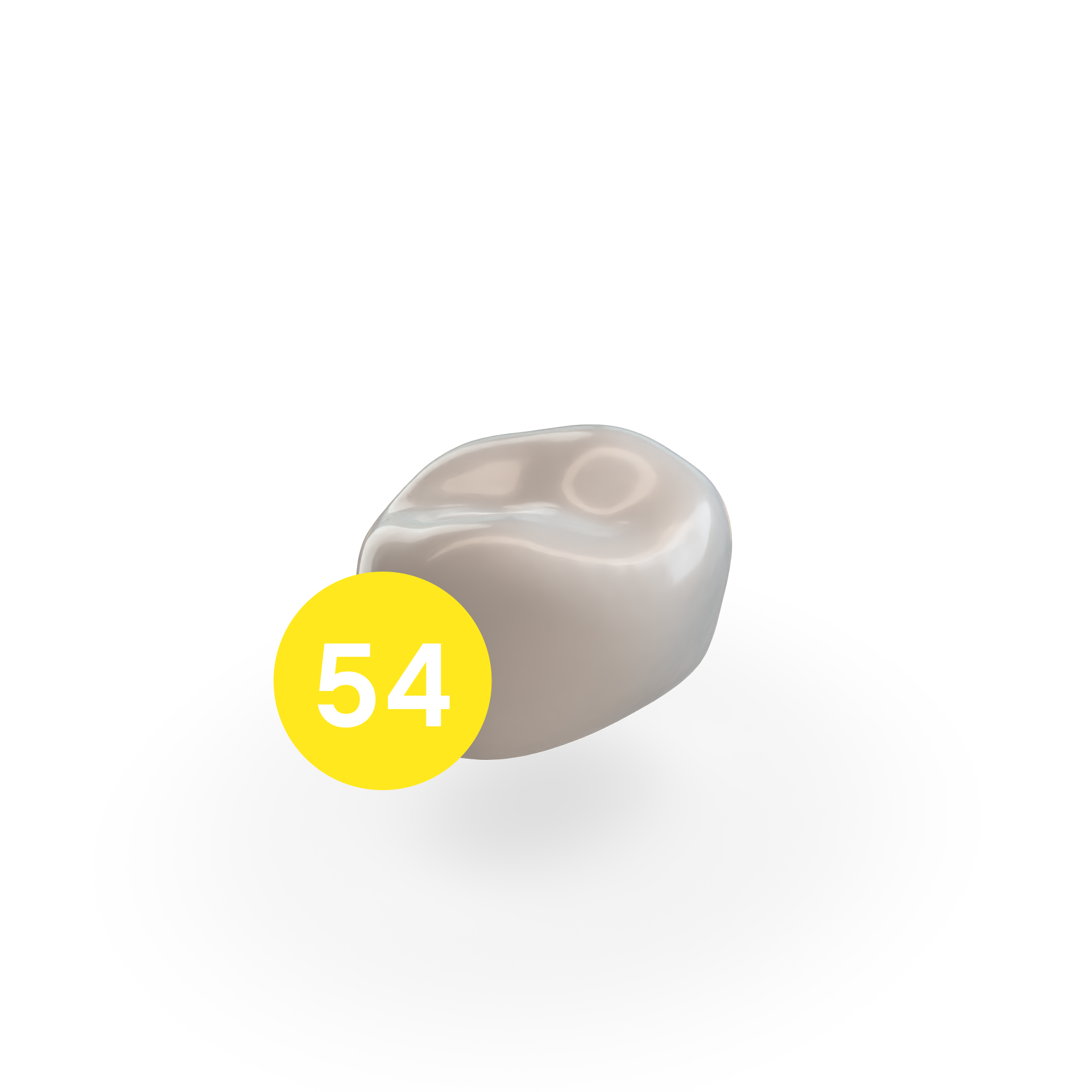 Try-In First Molar URD (54)